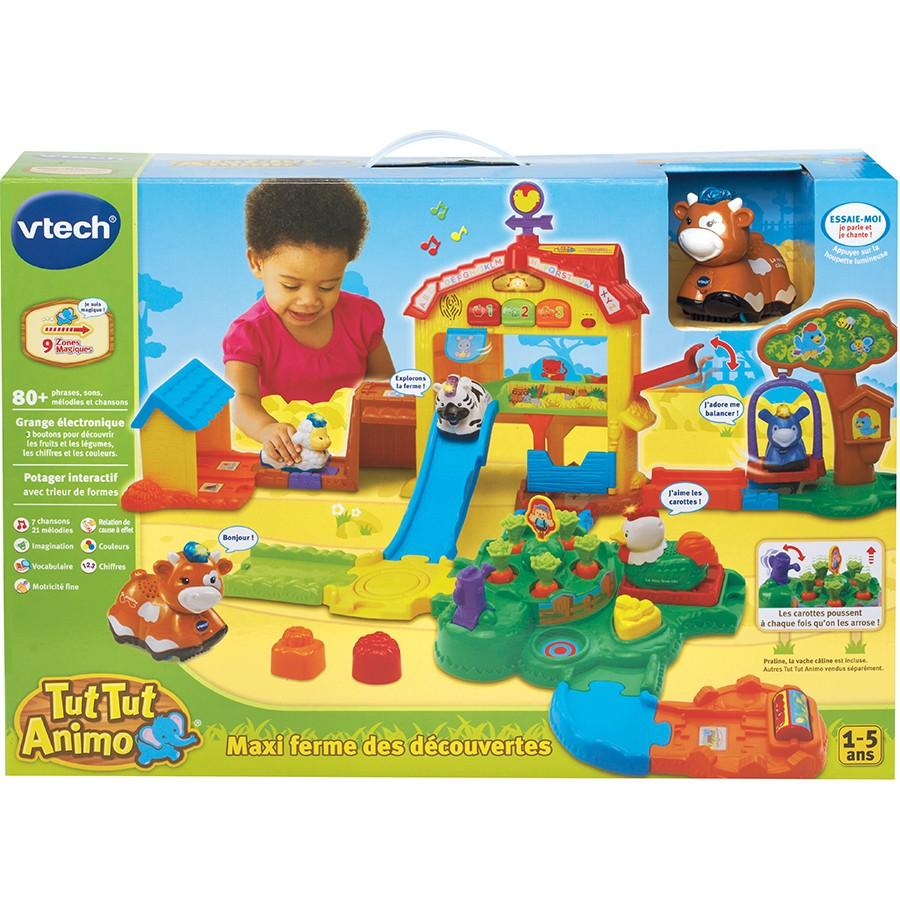 vtech 180805 jouet musical tut tut animo maxi. Black Bedroom Furniture Sets. Home Design Ideas