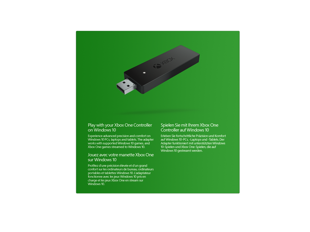 Adaptateur sans fil xbox pour pc windows amazon informatique