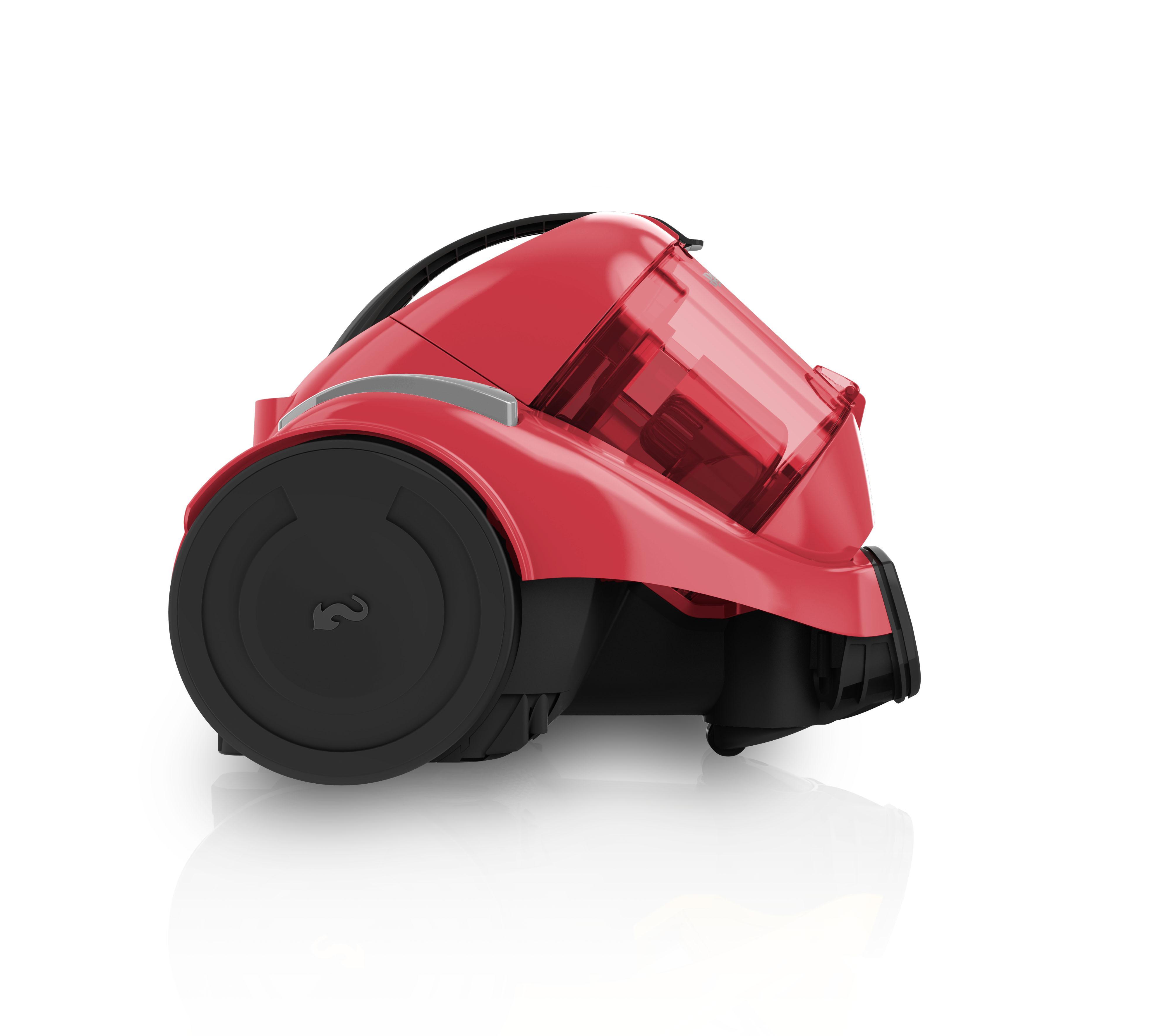 Dirt devil dd2324 7 popster aspirateur sans sac cyclonique for Aspirateur independant