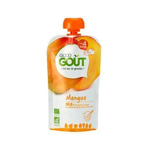 gourde good goût mangue bio