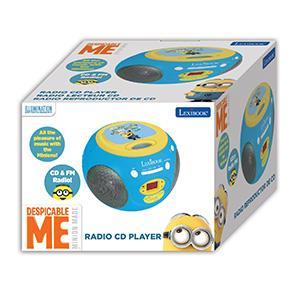 lexibook rcd103sp radio lecteur cd spider man amazon. Black Bedroom Furniture Sets. Home Design Ideas