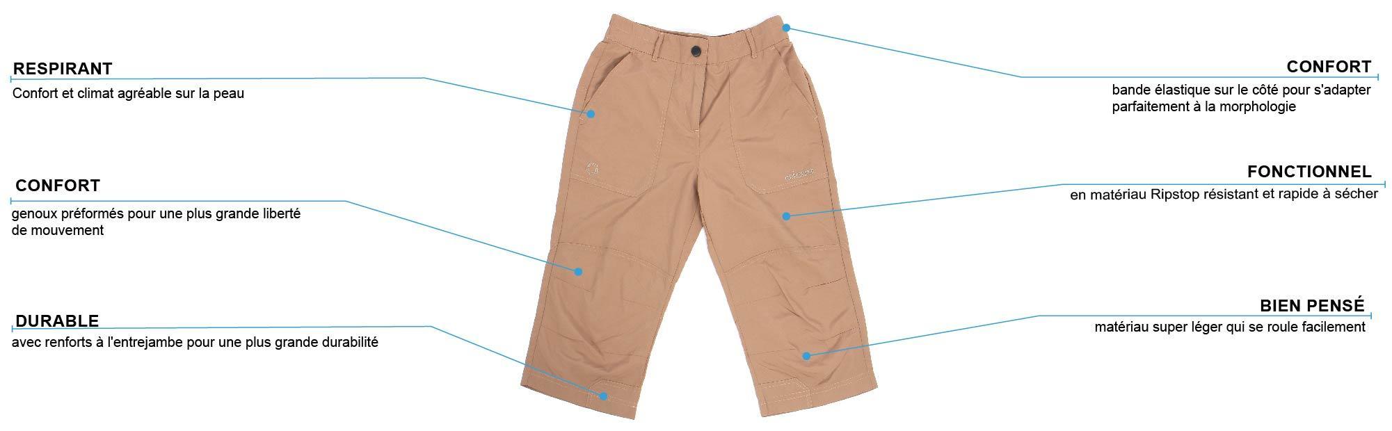 Femmes Randonnées Et De Pour 34 Gregster Pantalon Trecking htrsQdCx
