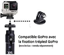XSORIES , U-SHOT, USHM3A, perche téléscopique selfie, perche selfie, perche gopro, GoPro