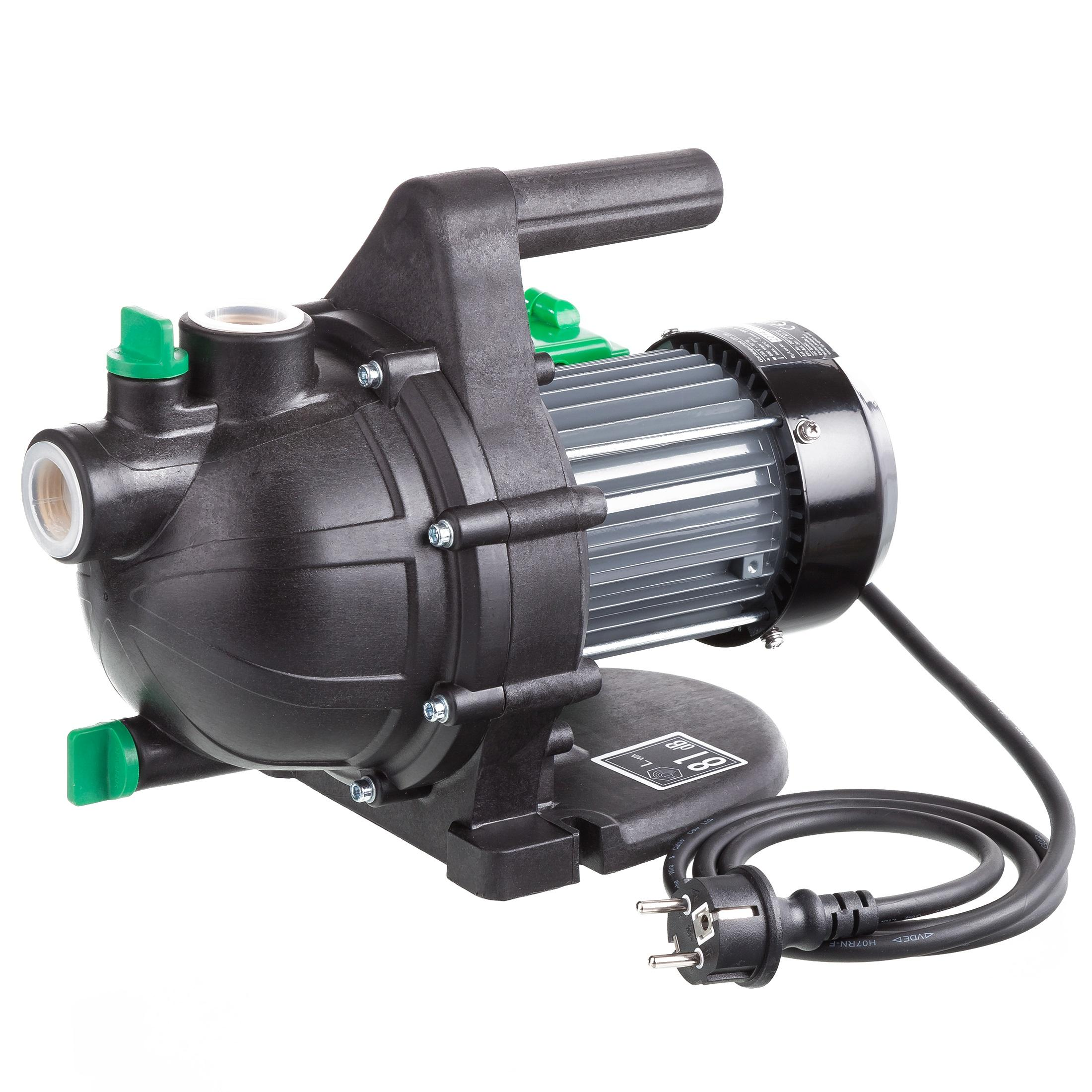 Ultranatura Pompe de jardin GP-8, 8 watts, débit max. de 8 8 l ...