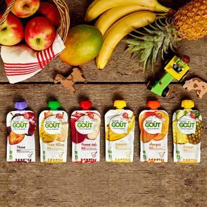 gamme gourde de fruits good goût bio