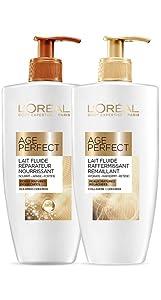 L'Oréal Age Perfect Lait Hydratant Raffermissant Corps