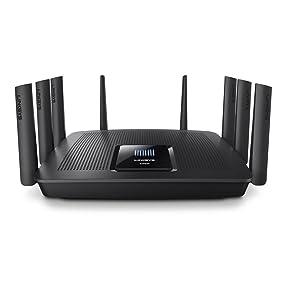 Linksys EA9500 Routeur Wi-Fi Gigabit MU-MIMO MAX-STREAM AC5400 - Main Product Image