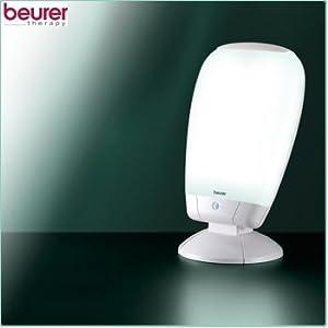 beurer tl 80 lampe lumi re du jour intensit 10 000 lux hygi ne et soins du. Black Bedroom Furniture Sets. Home Design Ideas