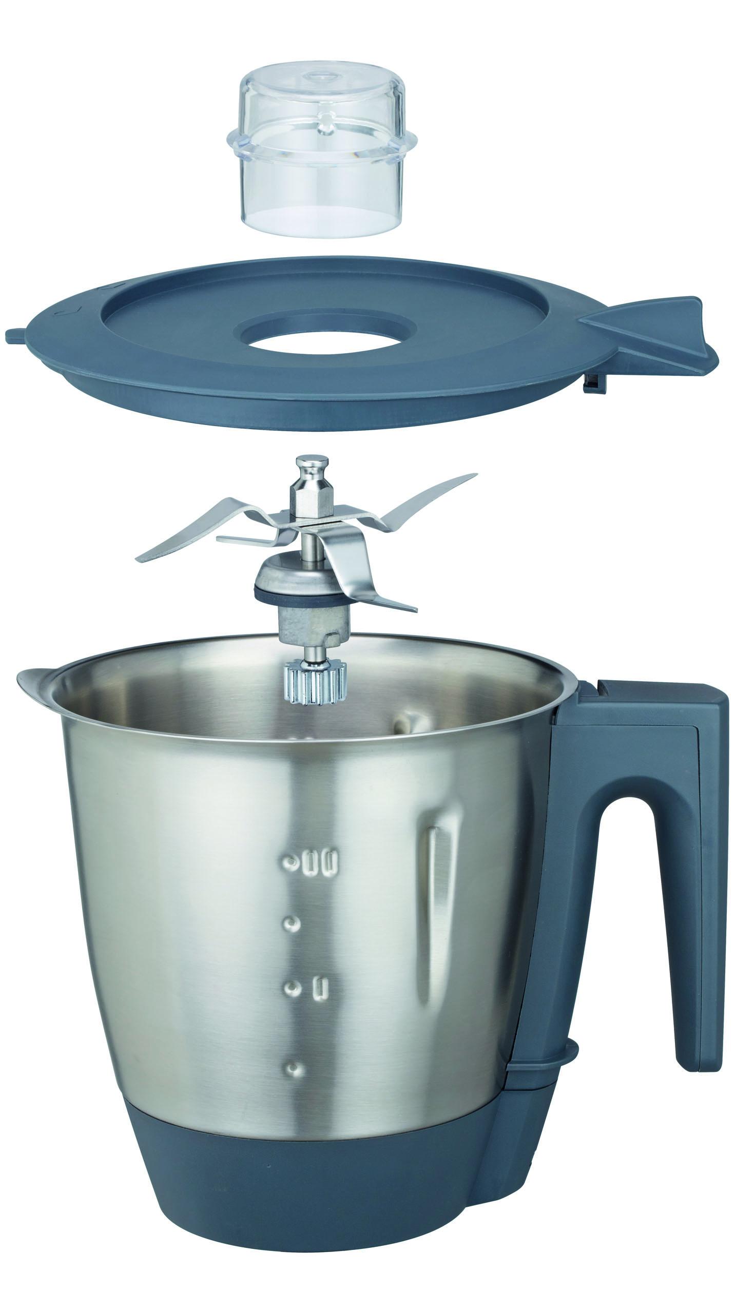 Sim o qc360 robot cuiseur delimix cuisine maison for Robot cuiseur simeo delimix qc360