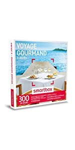 Voyage gourmand - 3 jours