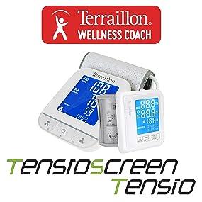 Terraillon, web coach pop, tensiomètres, connecté, application