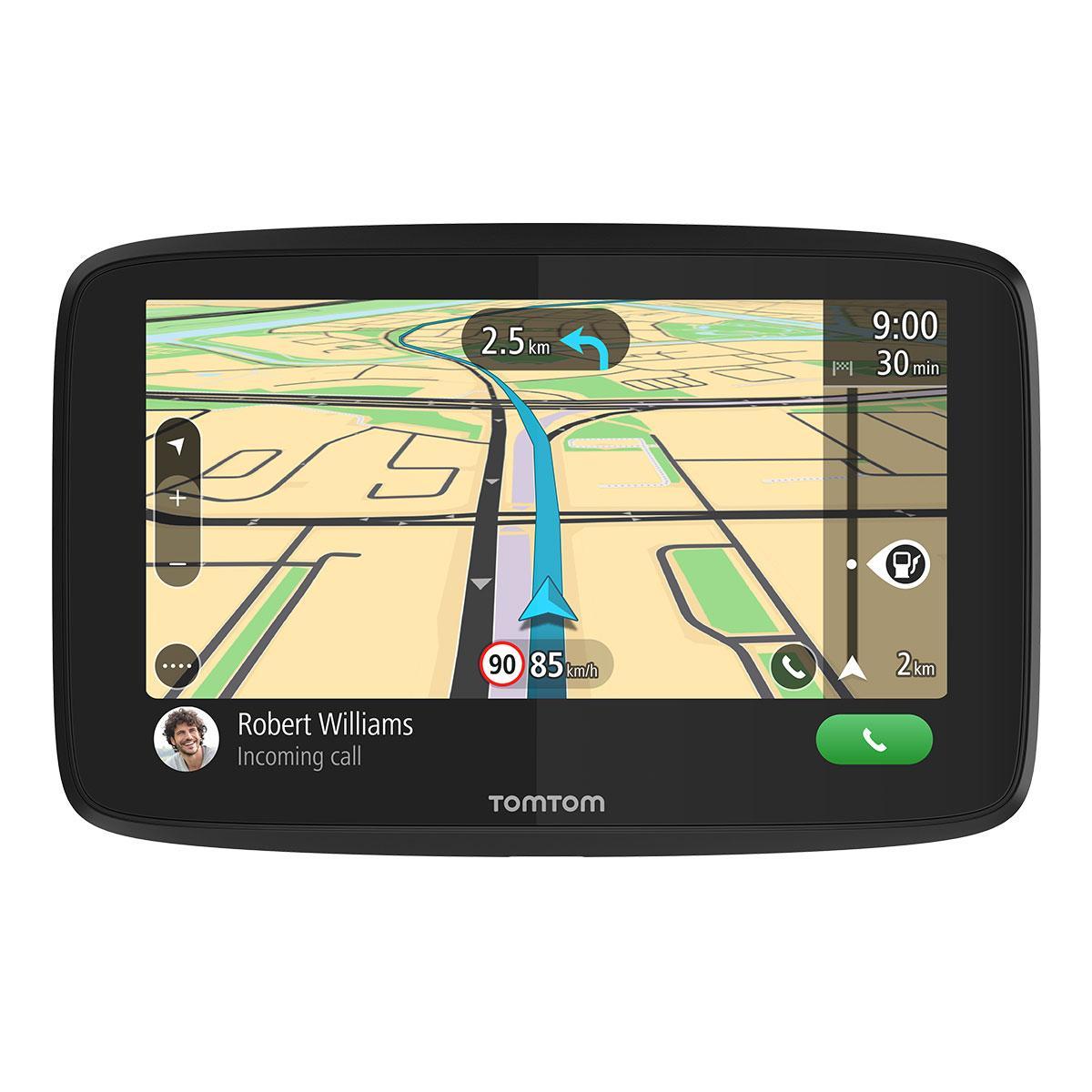 tomtom go 520 5 pouces gps auto cartographie monde trafic zones de danger vie via. Black Bedroom Furniture Sets. Home Design Ideas