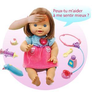 poupée, poupe, bébé, bb, poupee, soigne, soin, vtech, vteck, soigner, little, litle, love, lov