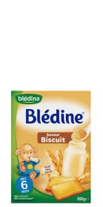 blédine bledine blédina bledina petit déjeuner bébé bebe biscuit bébé