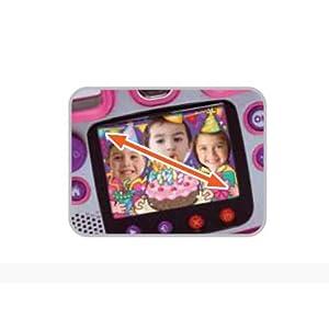 vtech 170805 appareil photo num rique kidizoom duo bleu jeux et jouets. Black Bedroom Furniture Sets. Home Design Ideas