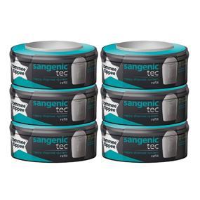 Tommee tippee recharges poubelles couches tec lot de 1 b b s pu riculture - Recharges poubelle a couches sangenic ...