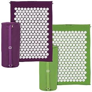 tapis matelas champ de fleurs acupression relaxation. Black Bedroom Furniture Sets. Home Design Ideas