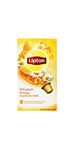 Lipton th vert marrakech mint 10 capsules epicerie - To by lipton capsule ...