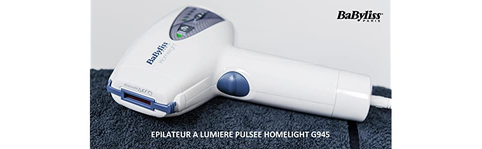 homelight épilation lumière hairs pilosité technologie poils depilation lumière pulsée beauté beauty