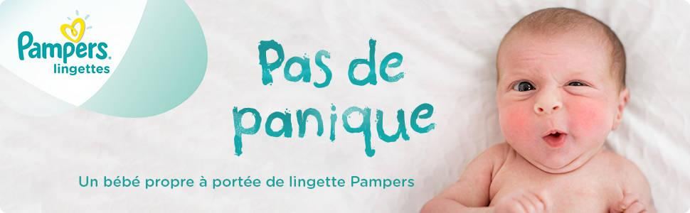 Pampers sensitive lingettes b b lot de 4 paquets de - Combien coute un paquet de couche pampers ...