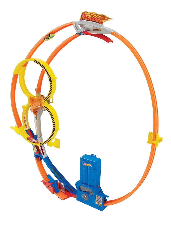 hot wheels bgj55 circuit super looper jeux et jouets. Black Bedroom Furniture Sets. Home Design Ideas