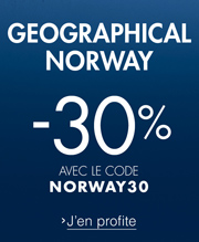 Geographical Norway -30%