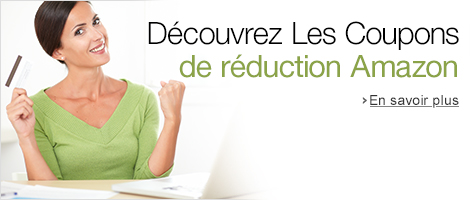 Promo Coupons de Réduction Amazon