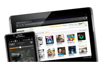 Amazon MP3 pour Android