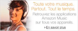 Applications Amazon Music