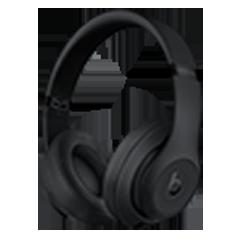 b7e260c4df47 Casque Supra-Auriculaire sans Fil Beats Solo3 - Noir Verni  Apple ...