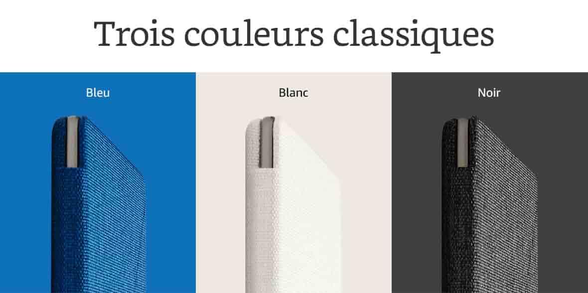 Trois couleurs classiques