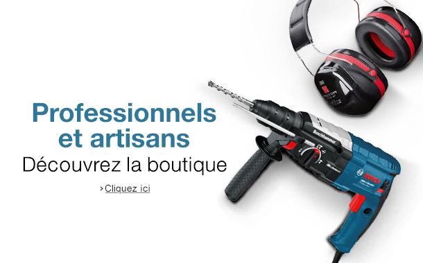 Professionnels et artisans sur Amazon.fr