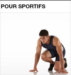 Compléments alimentaires pour sportifs