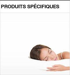 Produits spécifiques