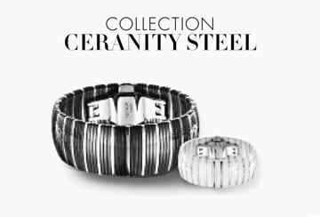 Collection Ceranity Steel