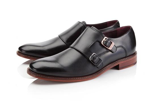 chaussure cuir homme avec boucle. Black Bedroom Furniture Sets. Home Design Ideas