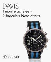 Davis bracelets Nato