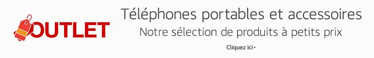 Outlet téléphones portables et accessoires