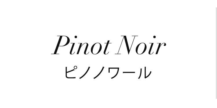 ピノノワール