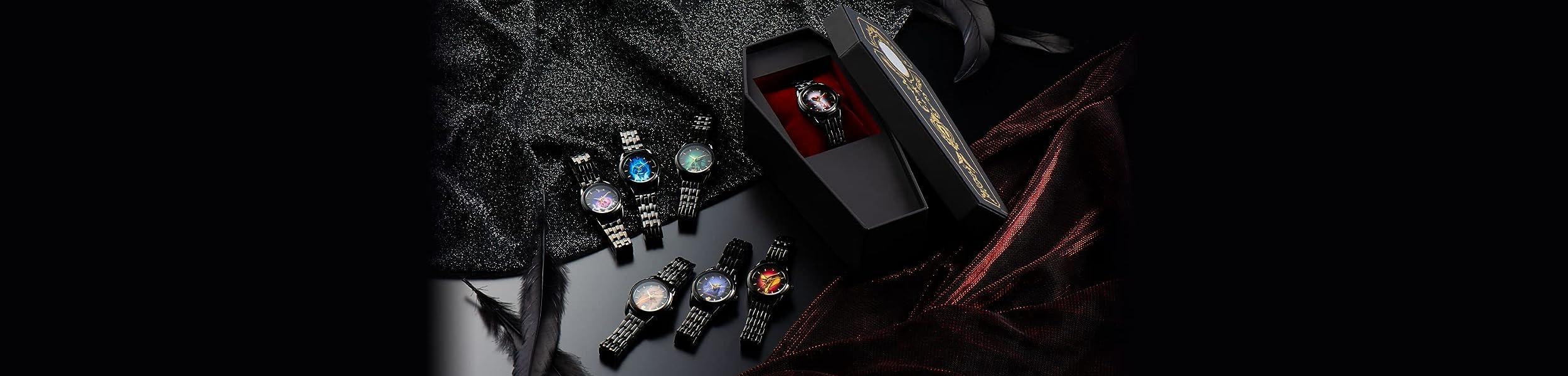 ディズニー ツイステッドワンダーランド 腕時計