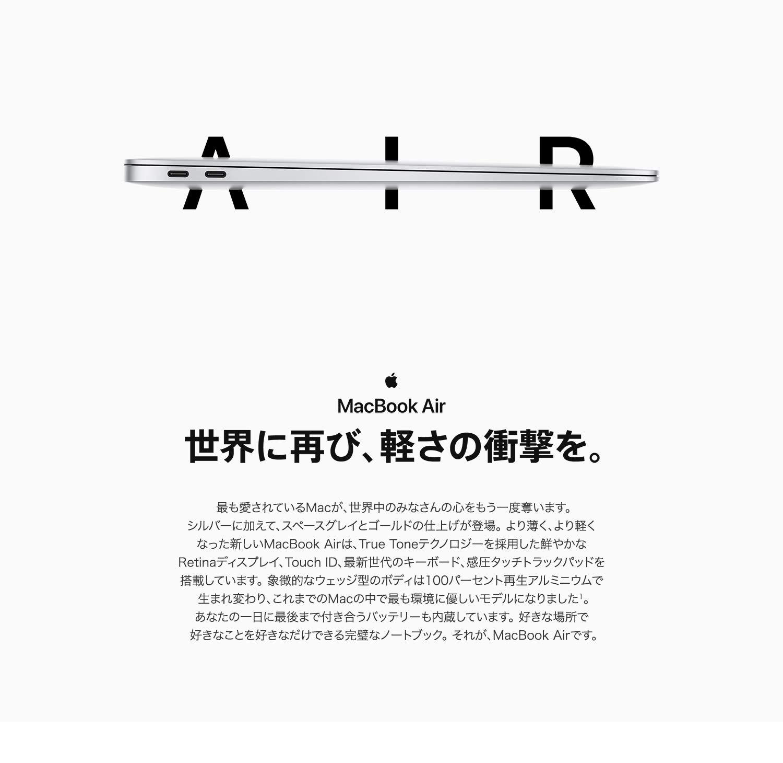 Macbook Air (Latest model)