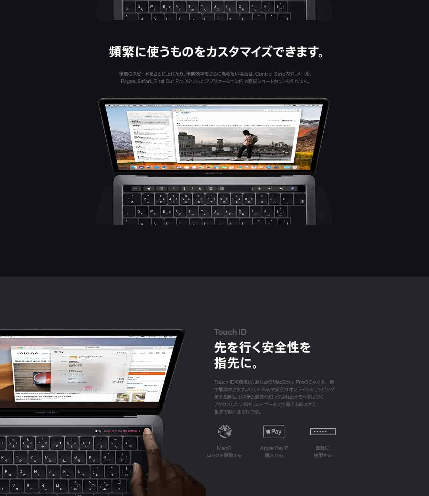 Macbook Pro (Latest model)