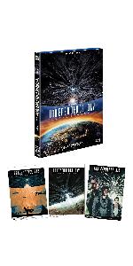 【Amazon.co.jp限定】インデペンデンス・デイ:リサージェンス 2枚組ブルーレイ&DVD (オリジナルポストカードセット付き)(初回生産限定) [Blu-ray]