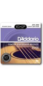 EXP Coated Phosphor Bronze Wound