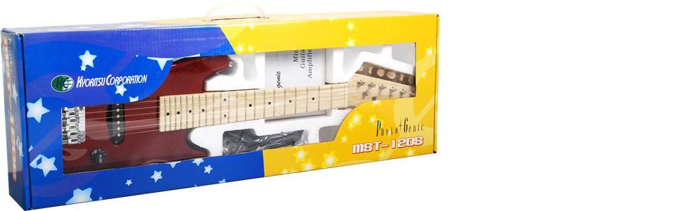 お子様向けミニギターセット