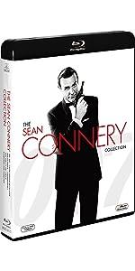 007/ショーン・コネリー ブルーレイコレクション(6枚組)