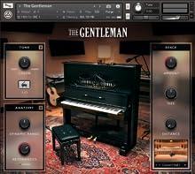 THE GENTLEMAN アコースティック ピアノ