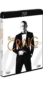 007/ダニエル・クレイグ ブルーレイコレクション(3枚組)