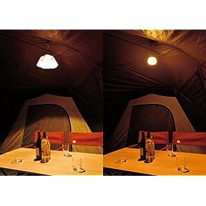 フアロ テーブルの上を効率よく照らす、ほおずき専用シェード。