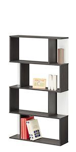 飾り棚 ディスプレイラック フリーラック 本棚 CD収納 キアエッセ2 KI2-1480BO